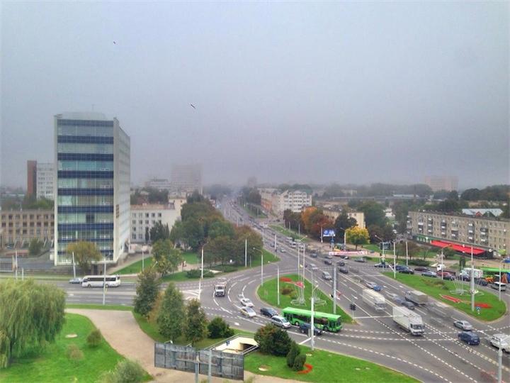 Начались заморозки по Беларуси