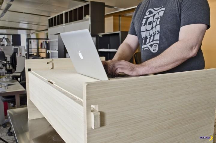 Рабочий стол по последней моде