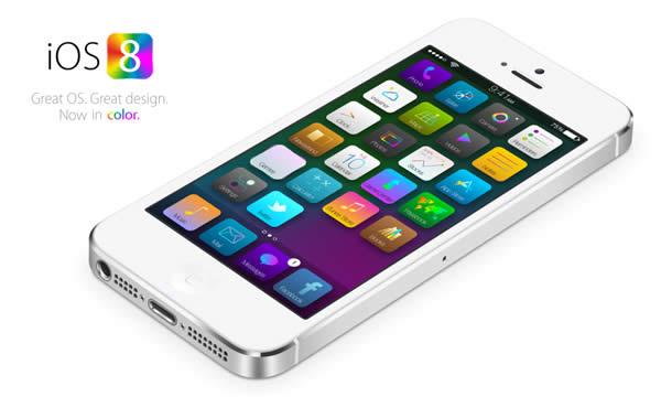 iOS 8 уже доступна