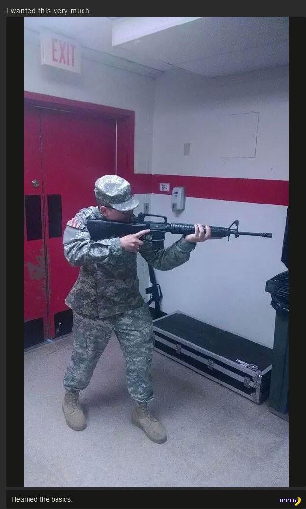 Как американская военщина кромсает людей