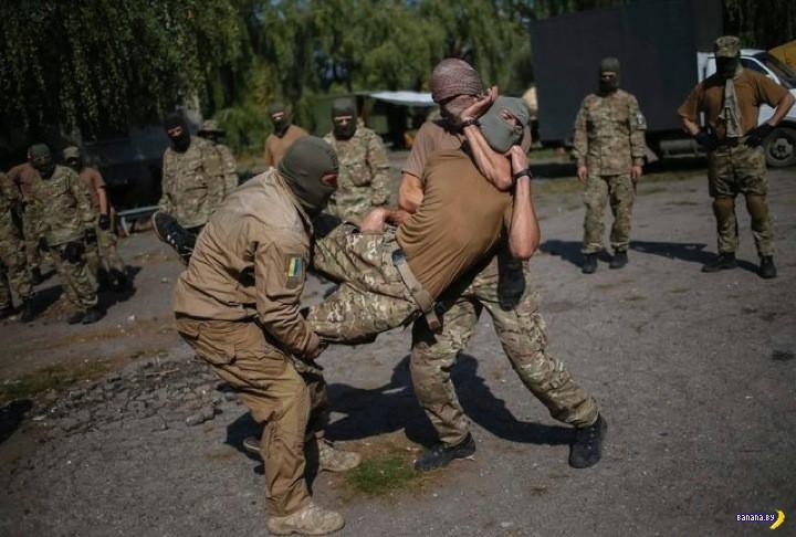 Война на Украине - фотоассорти