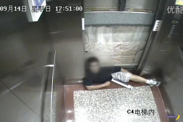Лифт-убийца в Китае
