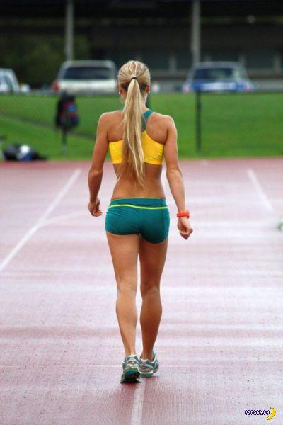 Спортивные девушки - 9