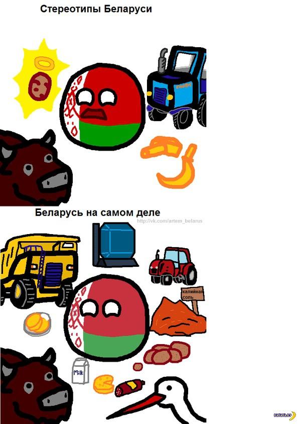 Беларусь: стереотипы и реальность