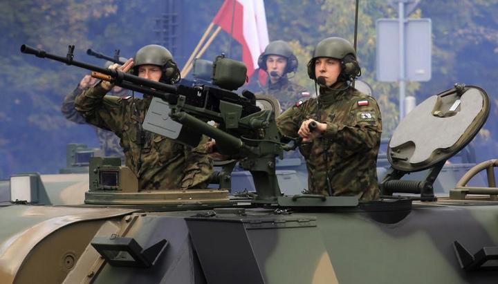Поляки пугают Россию своей армией