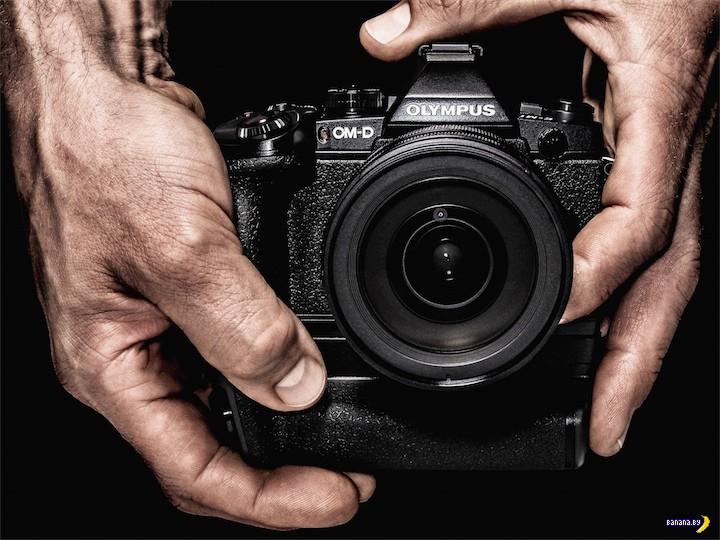 Новинки Olympus завоевывают симпатии профессиональных фотографов