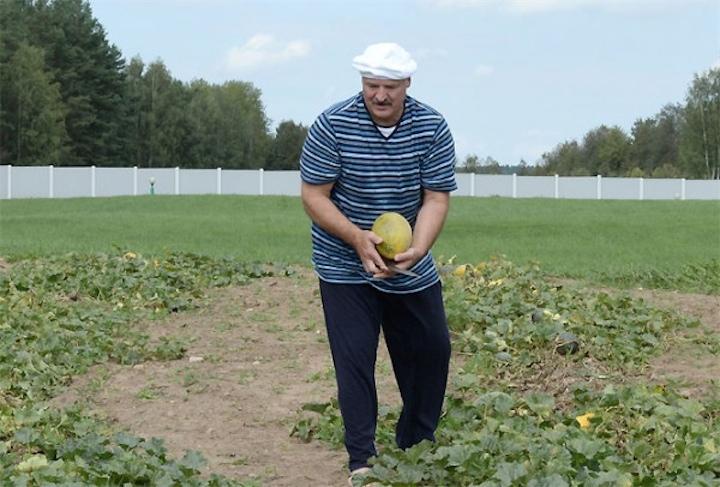 Лукашенко: у нас войны не будет!