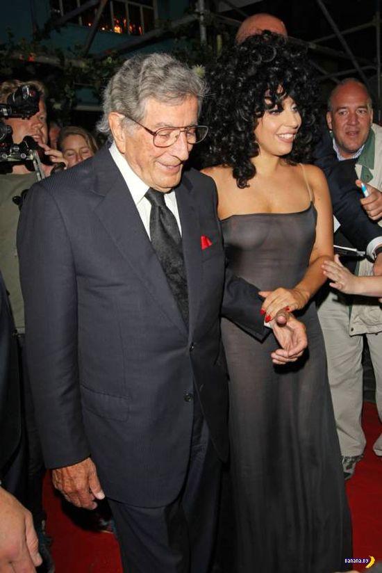 Леди Гага в Брюсселе