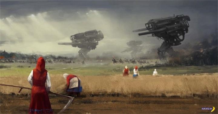Польские роботы пана Якуба Розальски