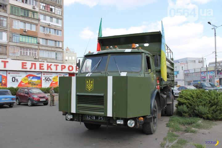 Белорус на службе АТО