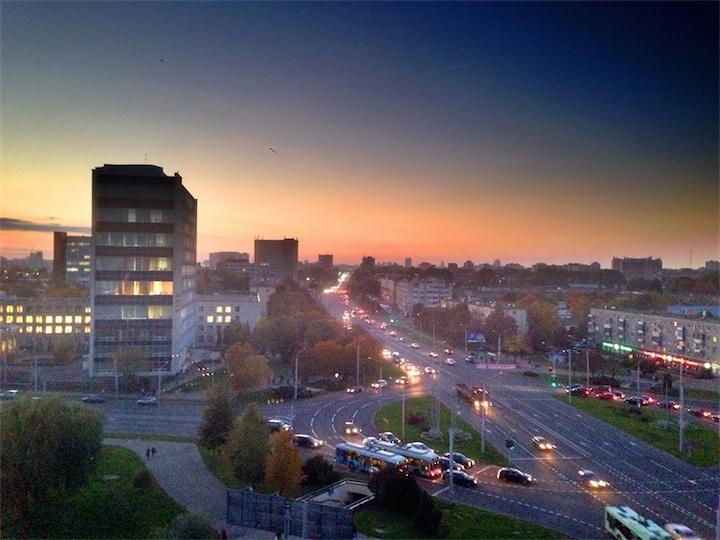 В Беларуси температура будет колебаться от -5°C ночью до +15°C днем