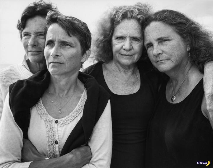 Четыре сестры сквозь 40 лет