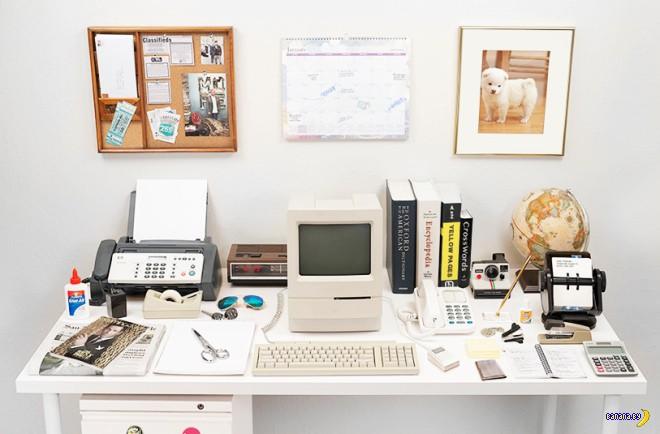 Краткая история компьютерных рабочих мест