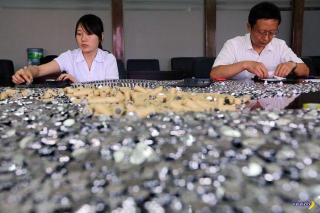 Китайская месть покупательнице