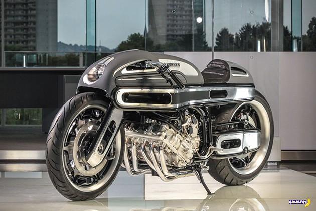 Мотоцикл от Krugger