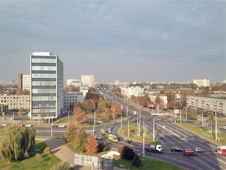 Почему-то здорово потеплеет в Беларуси
