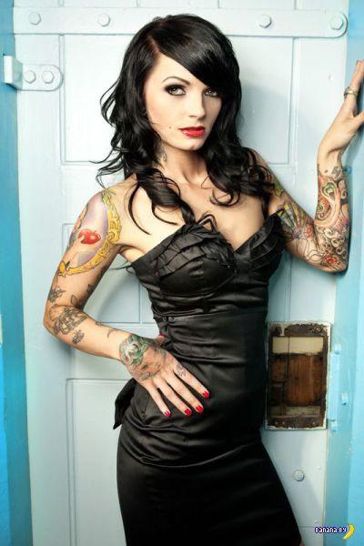 Татуировки на зависть - 16 - Чики