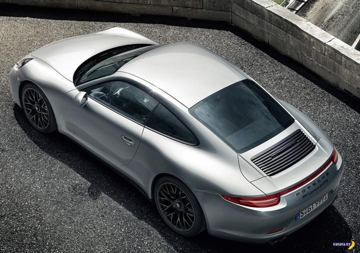 Вся красота Porsche 911 Carrera GTS 2015