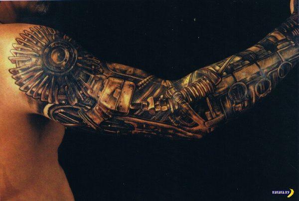 Татуировки на зависть - 17