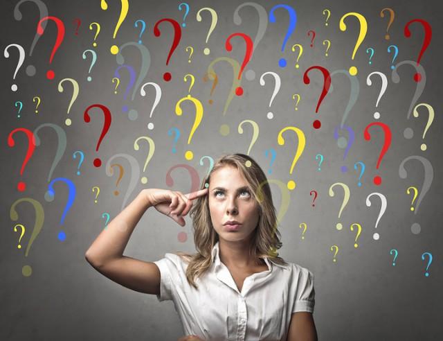 12 интересных вопросов и ответы к ним
