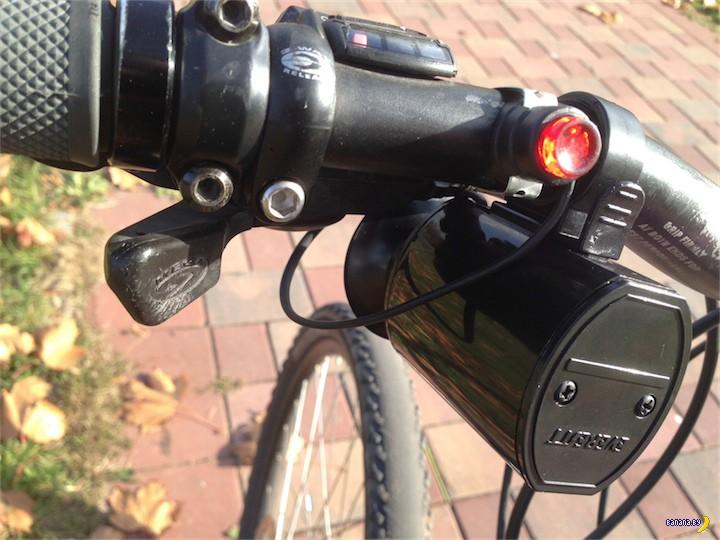 Tinydeal: велосипедный ревун