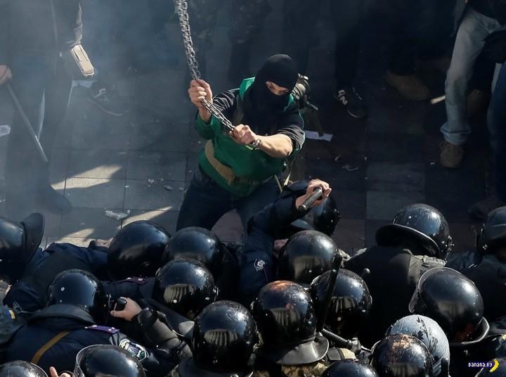 В Киеве снова неспокойно