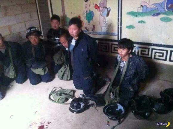 И снова китайское народное правосудие