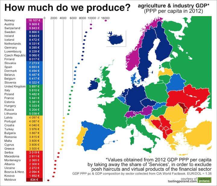 Инфографика: кто больше работает?