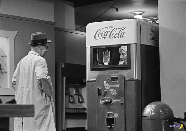 Автоматы из шестидесятых