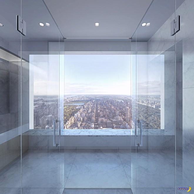 Квартира за $95,000,000