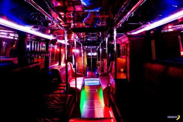 Это Bar Bus!