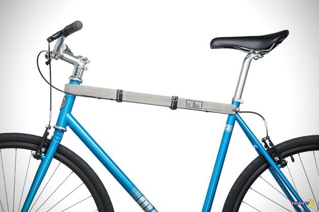 Почти идеальный велозамок