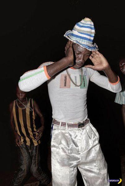 Африканская дискотека!