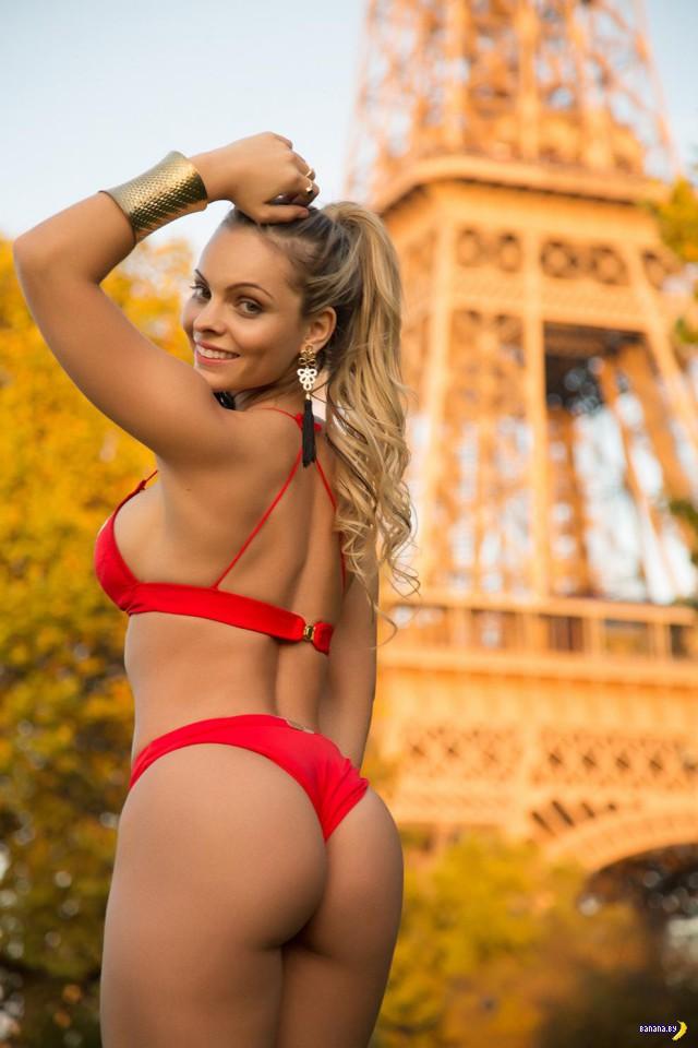 Бразильские булки в Париже