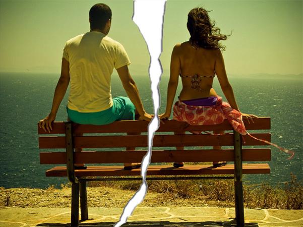 Странные поводы для разрыва отношений