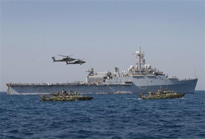ВМС Швеции перестали искать подводную лодку