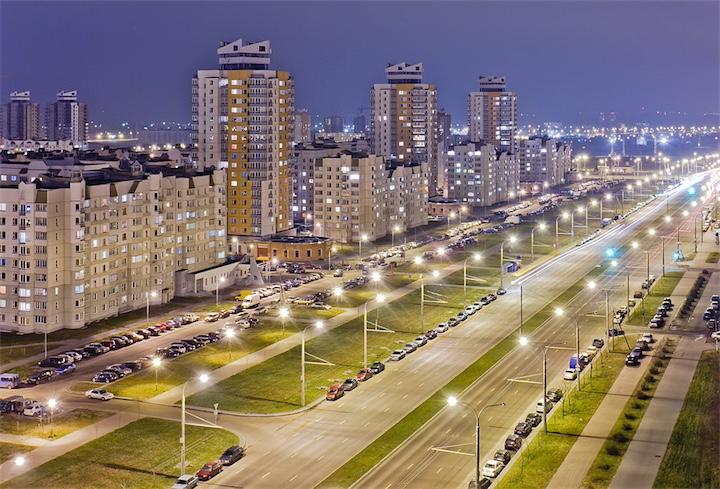 Лукашенко приостанавливает застройку Минска