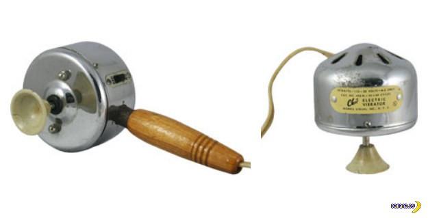 Винтажные вибраторы