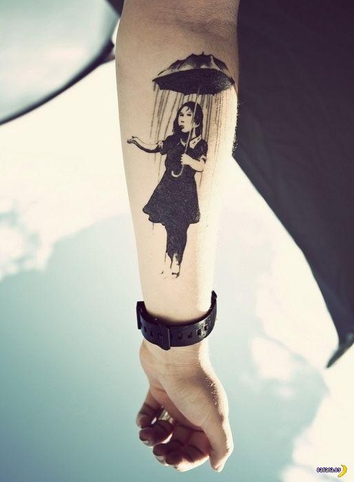 Татуировки на зависть - 19 - Живопись
