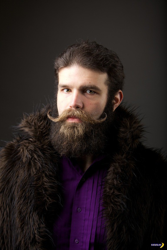 Чемпионат Мира по усам и бородам 2014