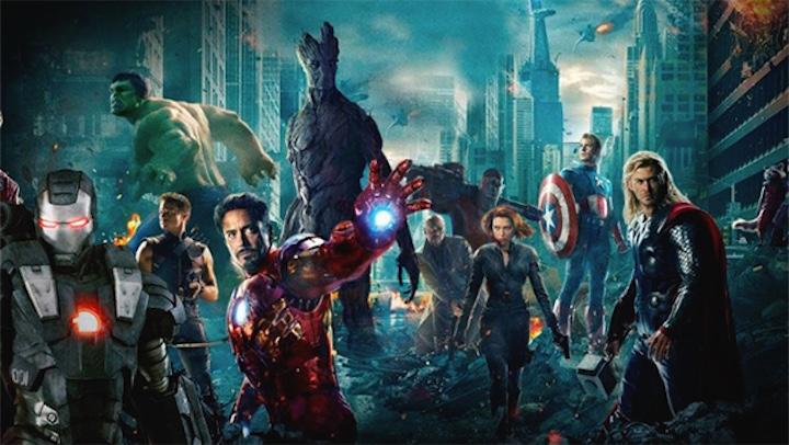 Расписание супергеройской дури от Marvel на 5 лет вперёд