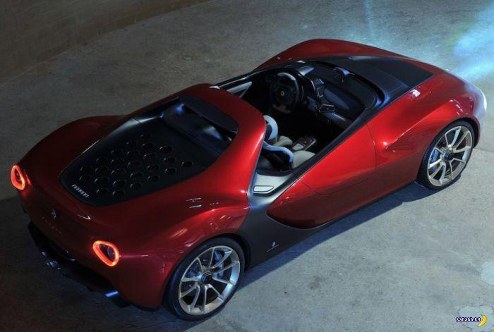 Еще один в семействе Ferrari