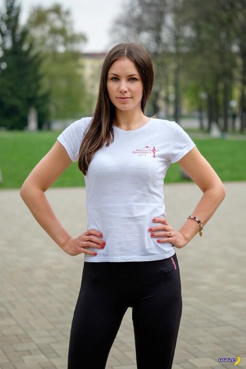 Алеся Кокошникова представляет Беларусь на Миссис Европа 2014
