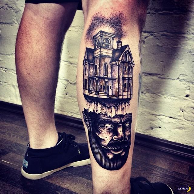 Татуировки на зависть - 20 - Barbe Rousse