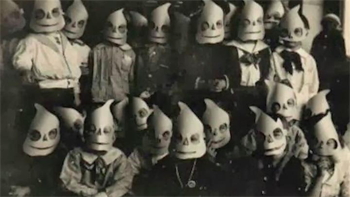 Опрос про Хэллоуин