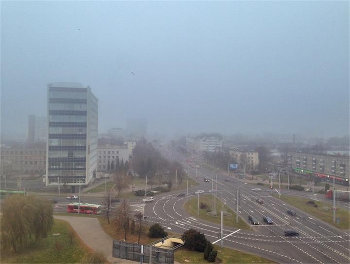 В Беларуси тепло и уютно