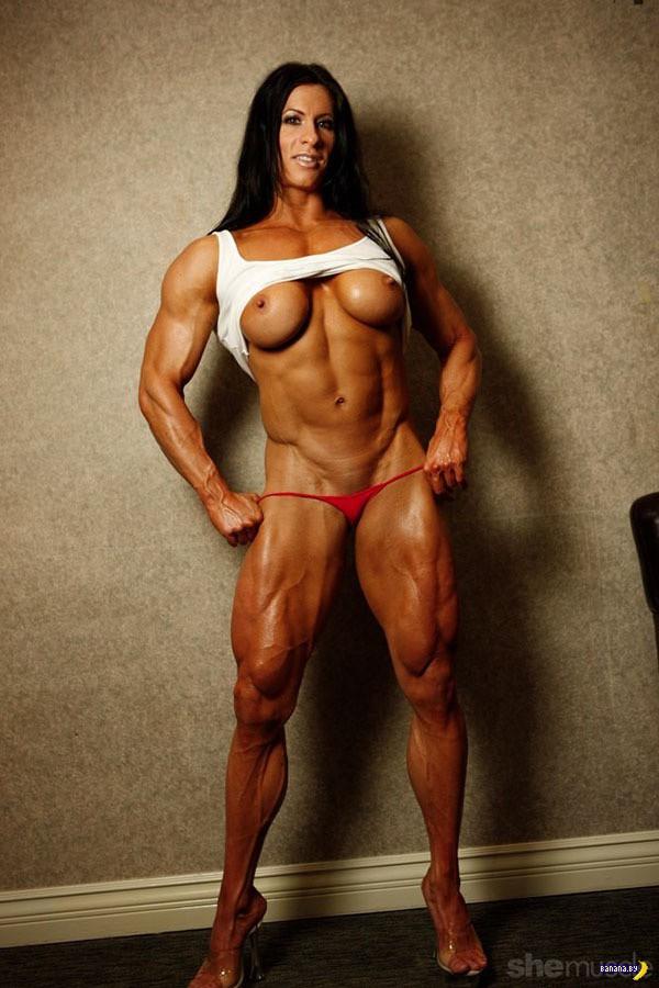 Американское тело - Анжела Салвано
