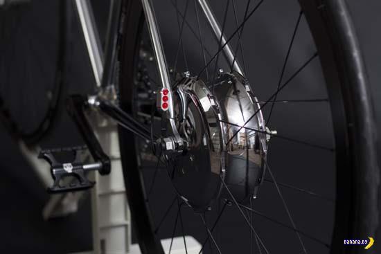 Новый велосипед для богатеев, теперь от Pininfarina