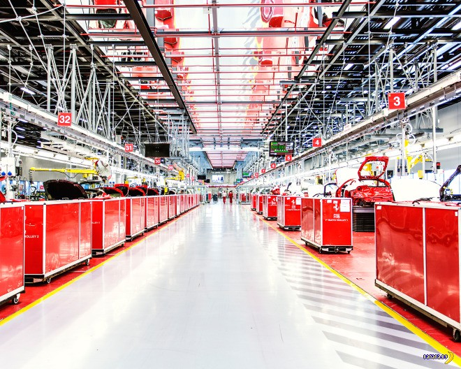 ��������� �� ����� Ferrari � ���������
