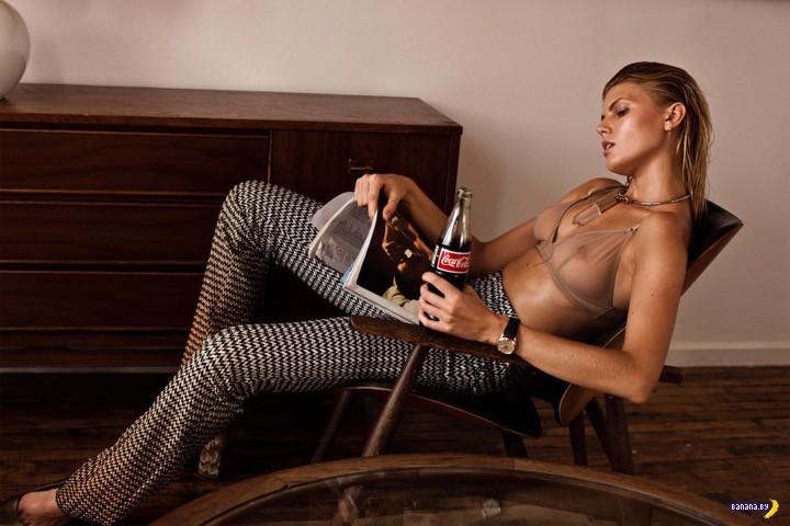 Белорусское тело – Марина Линчук. Еще и голая!
